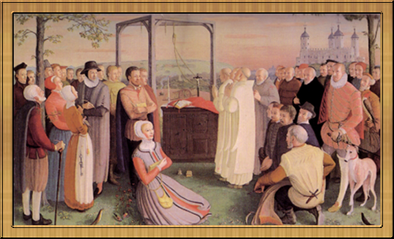 The Forty Holy Martyrs of England and Wales